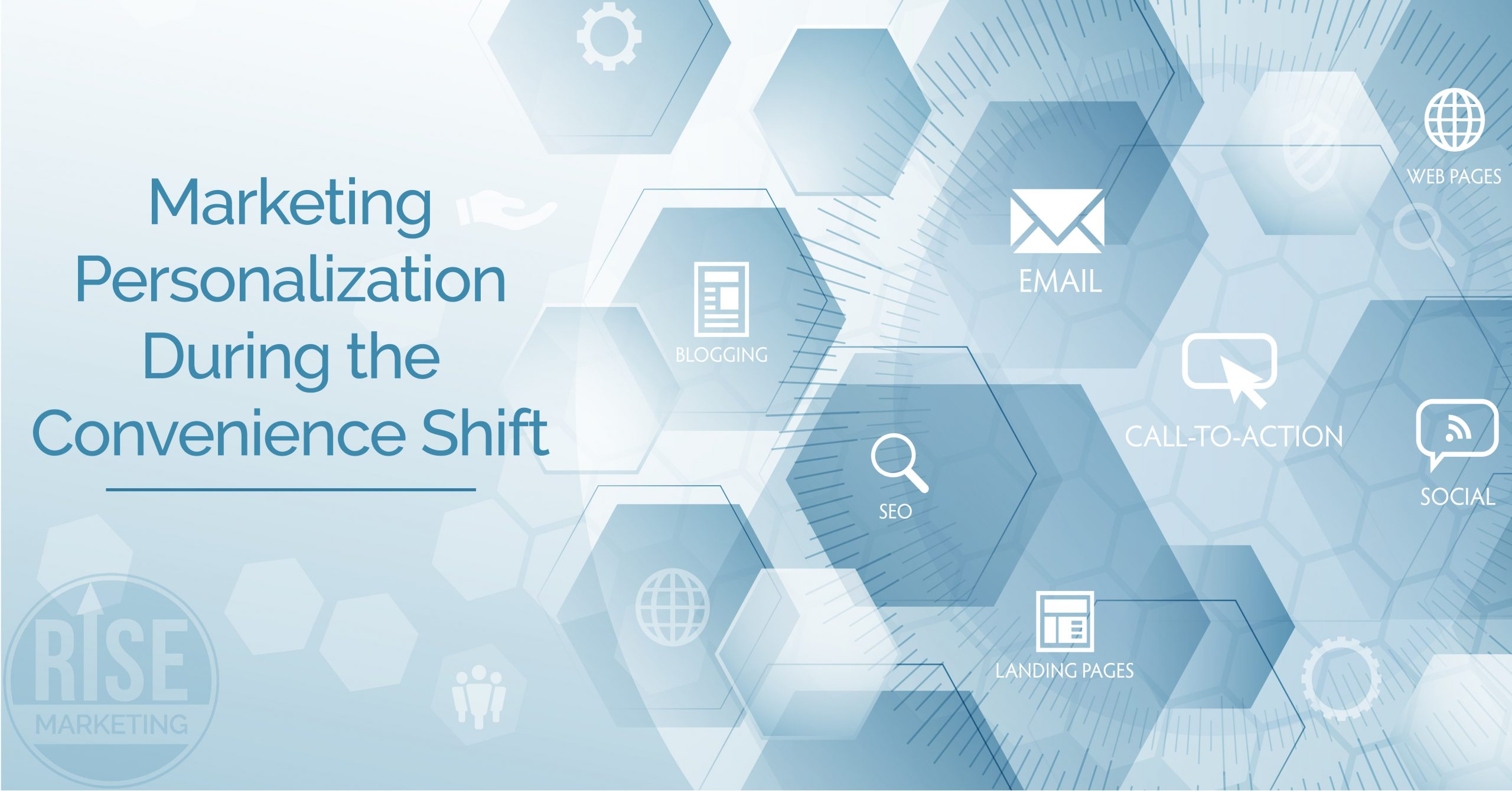 Marketing Personalization During the Convenience Shift