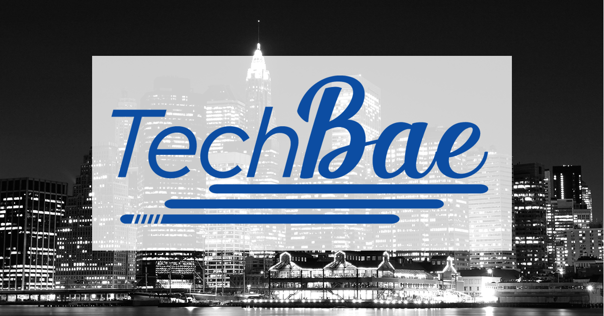 A New TechBae Logo