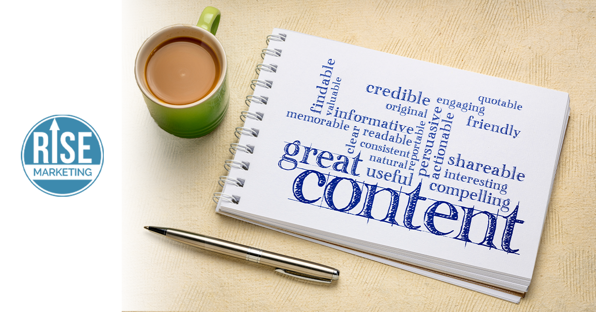 Content Marketing: A Brand's Centrifugal Force