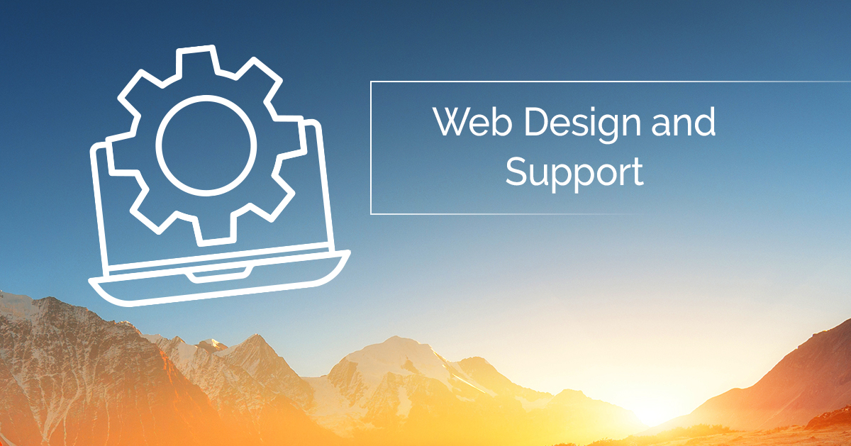 Web Design and Support